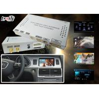 Buy cheap AUDI Q7 Car Upgrade Touch Navigation Android Auto Interface GPS with Video Input product