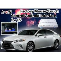 China Android 6.0 Lexus Video Interface for ES support WIFI , No Damage Installation wholesale