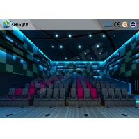 China Motion Seats And Solution Of 4D Movie Theater Cinema Server TMS Systems Compatible wholesale