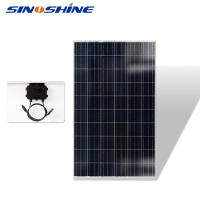 China 25years warranty 150w 250w 260w 320w solar cell poly panels panell module suntech wholesale