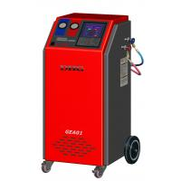 Quality Semi-automatic Car AC Recycling Machine , R134a Refrigerant Aircon Machine for sale