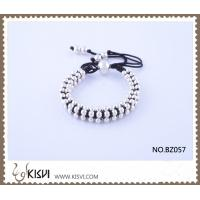 Hot Selling Handmade Bracelet in Black Colour BZ057