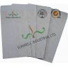 China White Color Custom Printed Mailing Envelopes , Personalized Mailing Envelopes wholesale