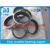 China 2RS Seal Flat Needle Roller Bearing , Single Row Roller Bearing NA4906 wholesale