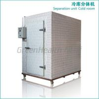 China Air / Water Cooling Commercial Cold Room Storage W800mm * H1800mm Door wholesale