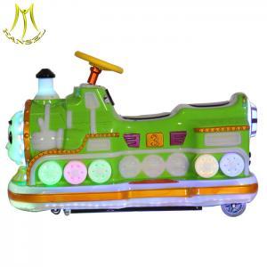 China Hansel battery powered amusement park outdoor  fiberglass motorbike for sale on sale