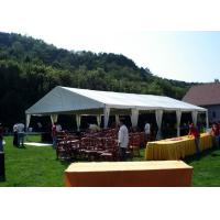 China Waterproof Outdoor Aluminum Frame Tent 3 M Bay Distance For Family Party wholesale