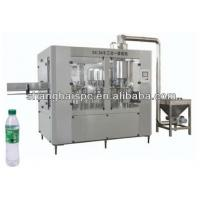 China SPC CGF Automatic Beverage Filling Machine 3 In 1 Water Filling Machine wholesale