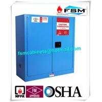 China Flammable Corrosive Storage Cabinets , Chemical Safety Storage Cabinets For Acid Liquid wholesale