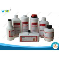 Small Character Inkjet Printers Ink Red And White Mek Base Flammable