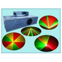 China Colorful RGY Mini Laser Stage Lighting For Stage Show / Concert Laser Show wholesale
