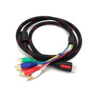China HDMI to 5RCA Cable wholesale