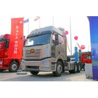 China 6*4 FAW Honor J6P 335HP-375HP Tractor Trailer Truck Manual Transmission Type wholesale