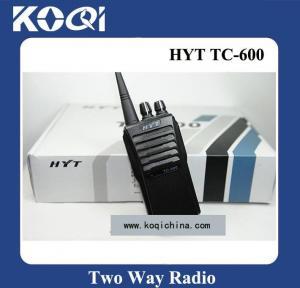 China Newest HYT TC-600 Handheld Two Way Radio wholesale