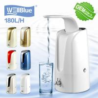 China Multi Colored 4 Stage Alkaline Water Filter Purifier For Household / Commercial Use on sale