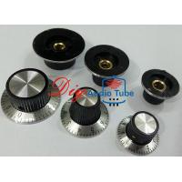 China Fine Tuning Guitar Potentiometer Knobs , Guitar Speed Knobs Numeric Scale Knurled Control wholesale