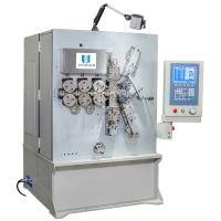China 3.00 - 8.00mm CNC Spring Coiling Machine With Servo Motion System wholesale