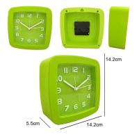 China Square Shape Alarm Clock wholesale