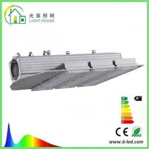 China Slim Led Street Lighting 3000-6500K / LED Parking Lot Light 130lm/W , High Power wholesale