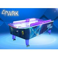 Buy cheap Curved top face air hockey adult coin operated machine from wholesalers