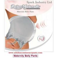 China Maternity belly Bands / Seamless Pregnancy briefs and Nursing Bra wholesale