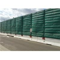 China 40dB Temporary Sound Barriers for Construction Site and Residential and  Semi Building wholesale