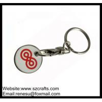 China metal keychain/key ring/key holders manufacturers in china wholesale