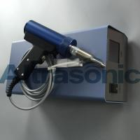 China 800W Smart Digital Auto Ultrasonic Spot Welding Machine for Car Bumper wholesale