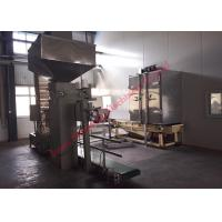 China Nuggets Chunks Making Food Processing Equipment , Soya Bean Protein Grain Processing Machinery wholesale