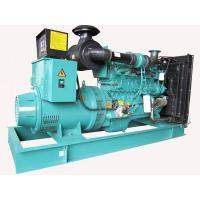 China Power Cummins Diesel Generator 280KW / 350KVA Open Skid 1500RPM Generator wholesale