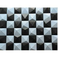China PVC Material Waterproof Exterior 3D Wall Panels Outdoor Wall Covering Stone Wall Background wholesale