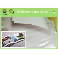 China Custom Offset Printing Paper For Magazine And Textbooks 100% Wood Pulp Material wholesale