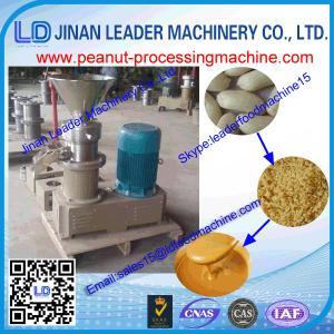 China stainless steel small capacity peanut grinding machine for peanut/sesame/nuts/ tahini wholesale