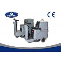 China Dycon Two 13 Inch Brush Ride Type Floor Sweeper , Floor Scrubber Dryer Machine wholesale