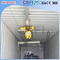 China High Output Commercial Ice Block Maker Machine With 20 Ft 40 Ft Container wholesale