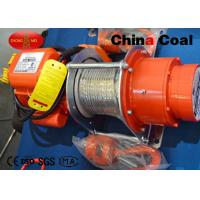 China High Performance DU-202 Material Lifting Equipment Electric Chain Hoists on sale