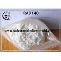 China High Purity SARMs White Powder  RAD140 for Increasing Strength on sale