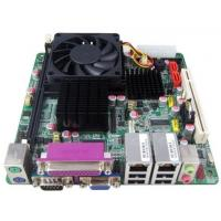 China Intel945GT Mini-itx Motherboard Onboard Xeon Dual-Core CPU wholesale