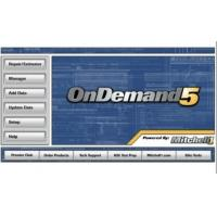 China Mitchell On Demand 5 Car Diagnostic Software Tool for BMW, Audi, Acura, Ford wholesale