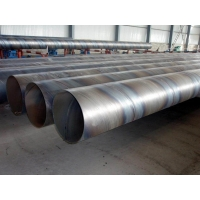China EN10219/AS1163 SSAW Spiral Welded Steel Pipes and Tube/3PE epoxy coating SSAW spiral welded low carbon steel pipe wholesale