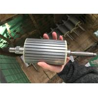 China Copper Wire Starter Motor Armature , Dc Motor Armature With Commutator Rotor wholesale