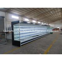 China Remote Multideck Display Fridge , Large Open Deck Chillers For Supermarket wholesale
