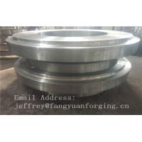 China JIS ASTM ASME 316 Stainless Steel Forged Valve Body Covering Forged Round Bar wholesale