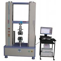 300KN Universal Test Machines , Universal Test Equipment Closed-loop Control