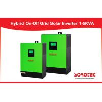 China On Off grid power inverter , Hybrid DC / AC high power inverter for Solar Power System on sale