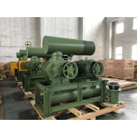 China DN250 Three Lobe Roots Blower 15-132KW 80KPA Air Cooling Rotary Blower wholesale