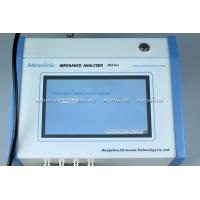 China Touch Screen 1khz - 5mhz Ultrasonic Analyzer Printer For Parameters wholesale