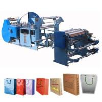 China Special Shape/ Triangle Bag Making Machine wholesale