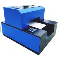 Buy cheap Automatic UV LED Flatbed Printer With 1390 Print Head High Printing Precision from wholesalers