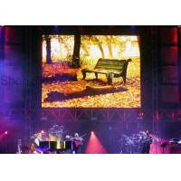 China P5mm 640x640 Die Casting Aluminum LED Panel Outdoor SMD3535 Full Color Rental LED Display for Events with Flight Case wholesale